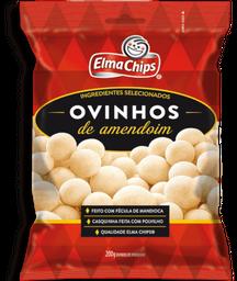 Ovinho Elma Chips Amendoim Manix 80g