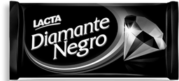 Chocolate Lacta Diamante Negro 135 g