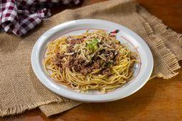 Spaguetti à Bolognesa 2 Pessoas