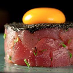 Tartar de Atum Caipira