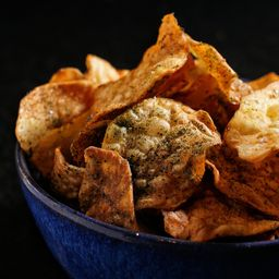 Chips de Batata Doce Spicy