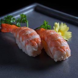Sushi de Camarão