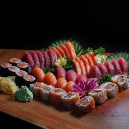 Combinado Tuna Sal