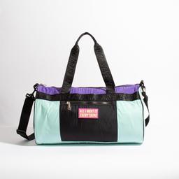 Bolsa saco para esporte color block