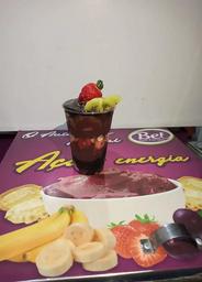 3x2 Açaí copo  200ml - Batido com frutas