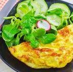 Omelete Salada