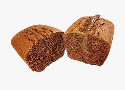 Bolo de Chocolate com Brigadeiro