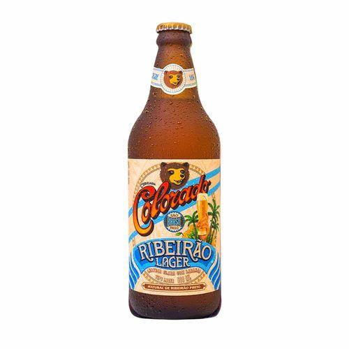 Cerveja Colorado Ribeirão 600ml - Cód.299152