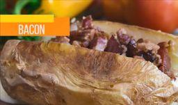 Batata de Bacon