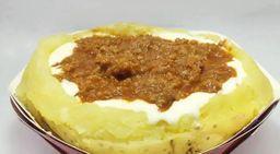 Batata Bolonhesa