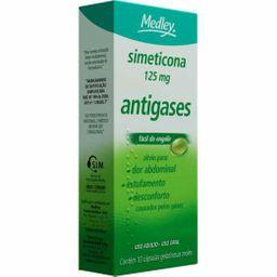 Simeticona 125 mg 30 Cápsulas