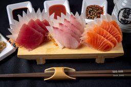 Sashimi Mistos - 15 Unidades