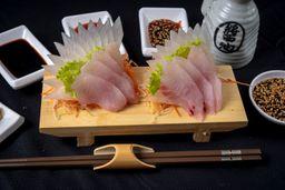 Sashimi Peixe Branco - 8 Unidades