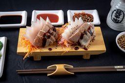 Sashimi Atum macaí - 8 Unidades