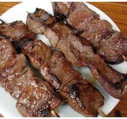 Espetinho de Carne Bovina