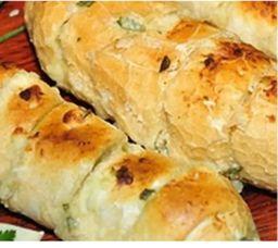 Espetinho de Pão de Alho