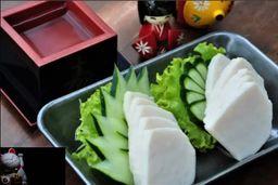 Sashimi de Peixe Branco - 10 Fatias