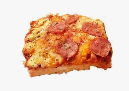 Pizza Quadradona | Calabresa