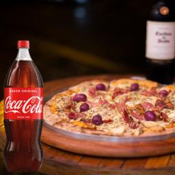 Combo Pizza + Refri 2L