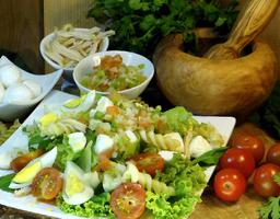 Salada Montmarttre