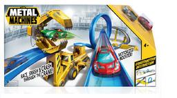 Pista e Veículos - Metal Machines - Construction - Candide