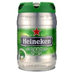 Cerveja Heineken Barrilete 5 L