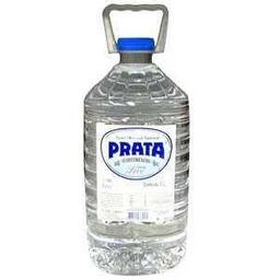 Água Mineral Prata Sem Gás