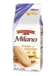 Biscoito Milano Laranja E Chocolate 198 g Cód.310482