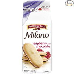 Biscoito Milano Framboesa E Chocolate 198 g Cód.310499