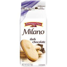 Biscoito Milano Chocolate Amargo 170 g Cód.310505