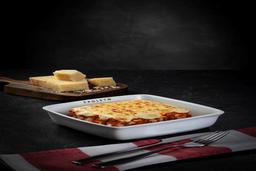 Promo do dia: lasagna da casa