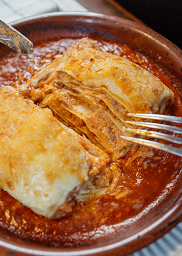 Lasagne Bráz Alla Bolognese