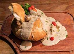 Gorgonzola & filet