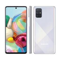 Smartphone Galaxy A71 128GB Cinza