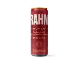 Brahma Cerveja Duplo Malte Lata