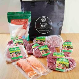 Kit Casal Especial - 24 refeições (2,95 Kg)