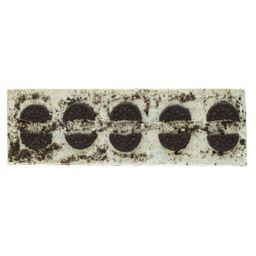 Maxibarra De Chocolate Branco Com Oreo 400 g