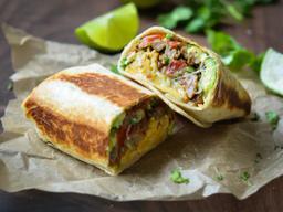 Burritos em Dobro