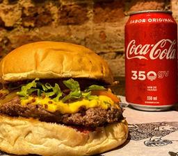 Clandestino + Coca-Cola 330ml