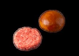Kit Pão E Carne – 481 Burger De Brisket 4 Und