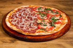 Pizza Meio a Meio - Média 30 cm