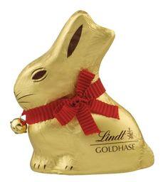 Lindt Gold Bunny Milk 100 G