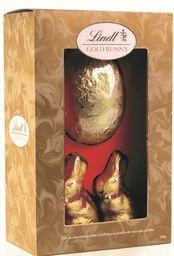 Lindt Ovo Gold Bunny Luxury Ovo Ao Leite 260 G