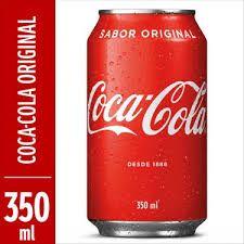 Cola cola 350 ml