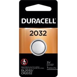 Bateria Duracell Cr 2032