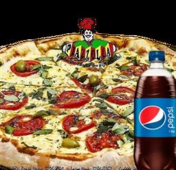 Combo Pizza Pequena + Pepsi 1L