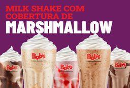 Milk Shake Clássico com Marshmallow