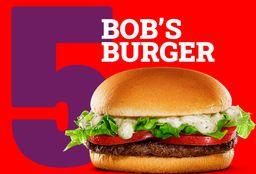 5 Bob's Burger
