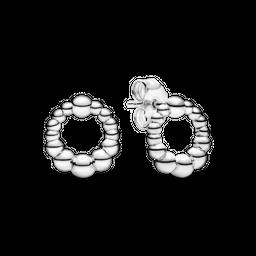 Brinco Circulo De Esferas Pandora