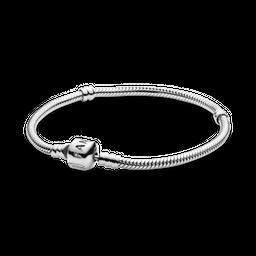 Bracelete Crie & Combine - Fecho Pandora